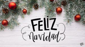 celebrar la Navidad